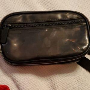Adidas • Clear Fanny Pack Crossbody Bag